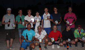 Ocenení A turnaja